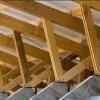 Кроквяна система вальмового даху: види і методи зведення