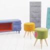 Свіже рішення: яскраві меблі для яскравих людей