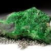 Властивості зеленого граната