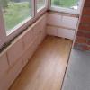 Технологія кладки піноблоків на балконі