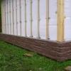 Обшивка сайдингом дерев'яного будинку - це правильне рішення