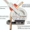 Три способи виготовлення ручного трубогиба