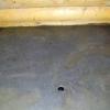 Бетонну підлогу в лазні можна залити своїми руками