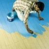 Фарбування дерев'яної підлоги - процес простий і не вимагає великого досвіду і навичок