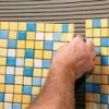 Укладання мозаїки: фото і відео інструкція