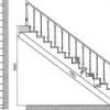 Установка балясин: як вибрати оптимальну відстань
