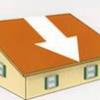 Усунення патьоків на односхилим даху