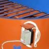 Пристрій бетономішалки примусової дії