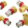 Пристрій, класифікація та особливості монтажу фітингів для металопластику