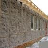 Утеплення стін і даху гаража