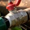 Утеплення водопроводу в землі
