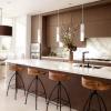 Варіанти оформлення барної стійки на кухні