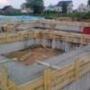 Важливе питання - як залити фундамент будинку?