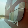 Вентиляція в виробничому приміщенні