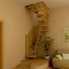 Гвинтові сходи - поєднання компактності, елегантності і функціональності