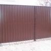 Ворота металеві своїми руками: виготовлення і монтаж