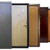 Чи можлива облицювання двері плиткою?
