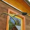 Введення електрики в дерев'яний будинок: способи монтажу