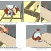 Вирівнювання підлоги фанерою по лагам: керівництво до дії