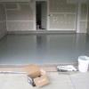Заливка бетонної підлоги в гаражі